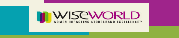 WISEWORLD logo for newsletter