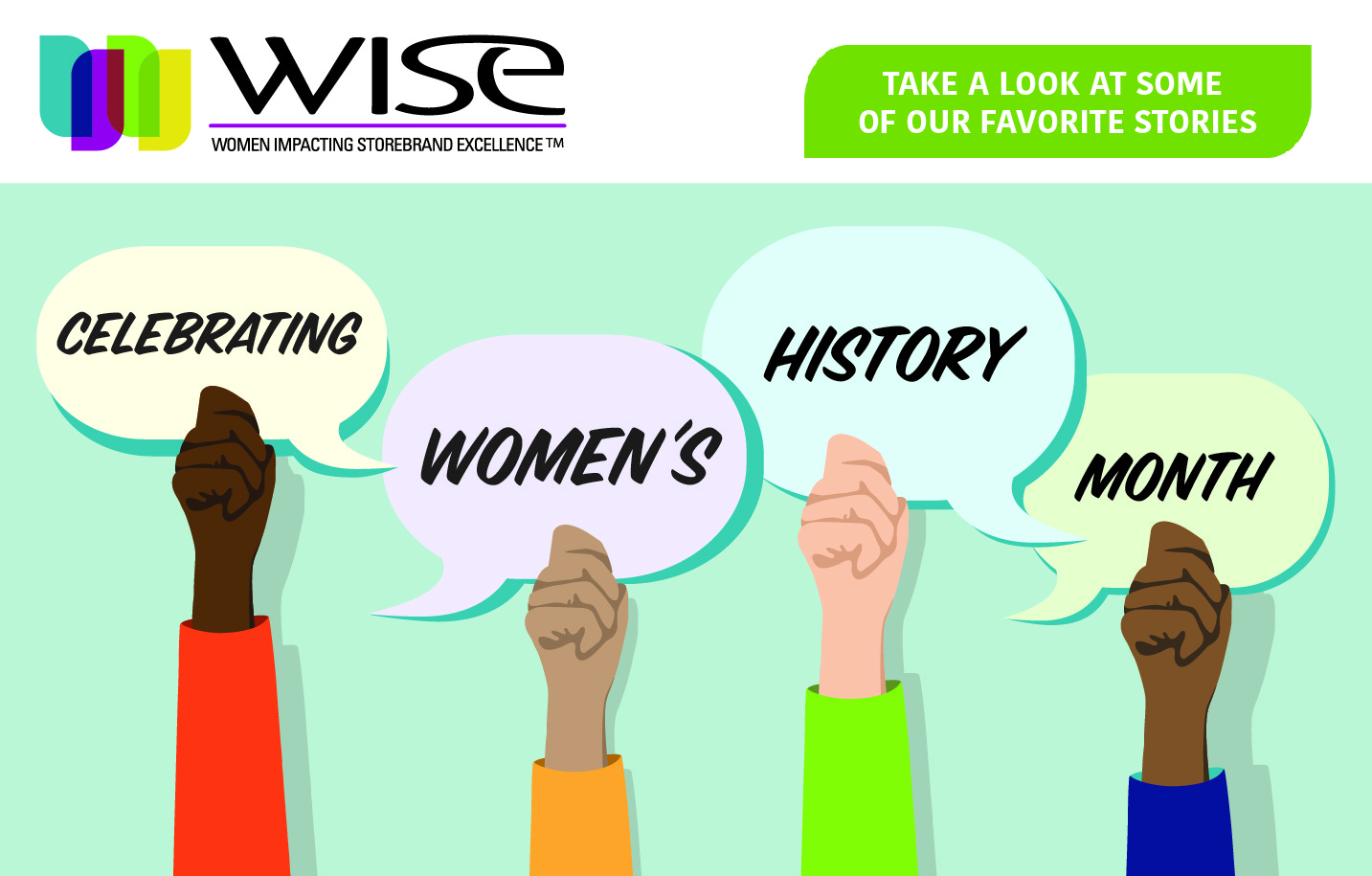 WISE-080 Women's History Month Web Graphic 0315