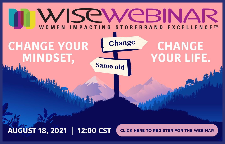 WISE-246 Change your Mindset Web Image